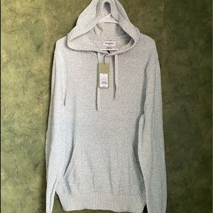 Goodfellow & Co GREY Pullover Hooded Sweater